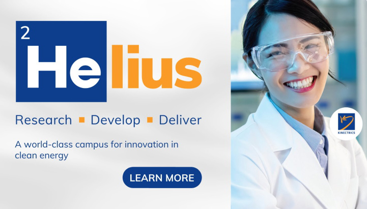 Helius: Research, Develop, Deliver. A world-class campus for innovation in clean energy.