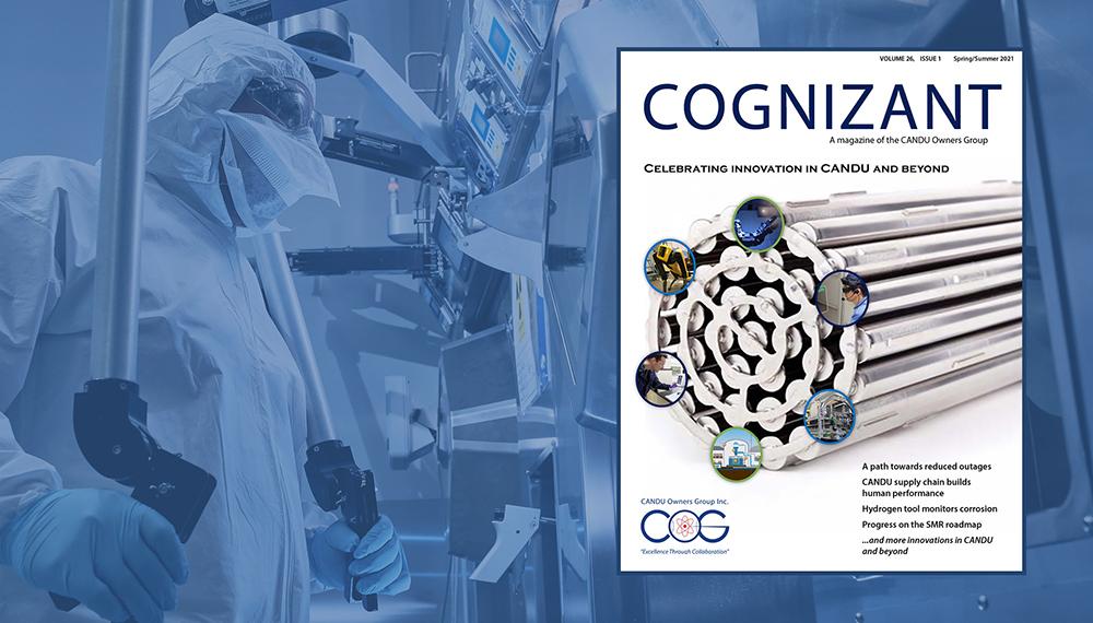 COGnizant Magazine cover