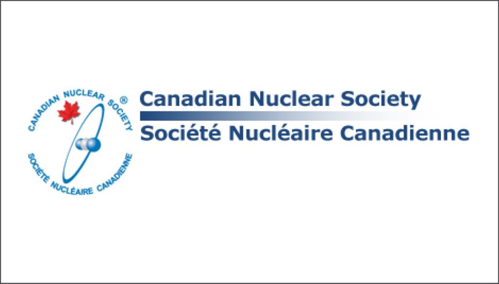Canadian Nuclear Society logo