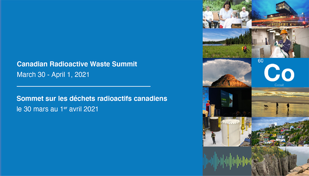 Canadian Radioactive Waste Summit