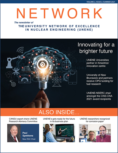 Network Newsletter V2I1 cover