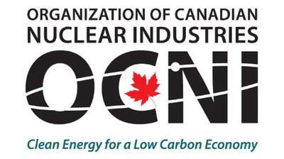 Organization of Canadian Nuclear Industries logo