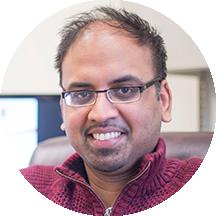 Suraj Persaud headshot