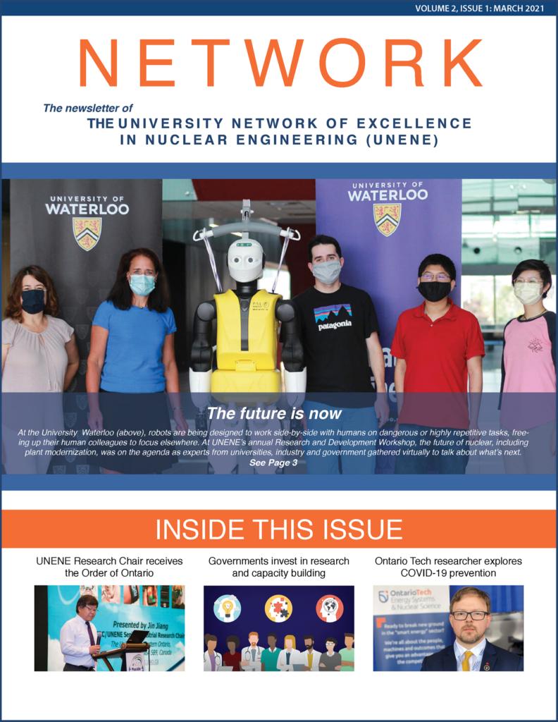 NETWORK V2I1 cover