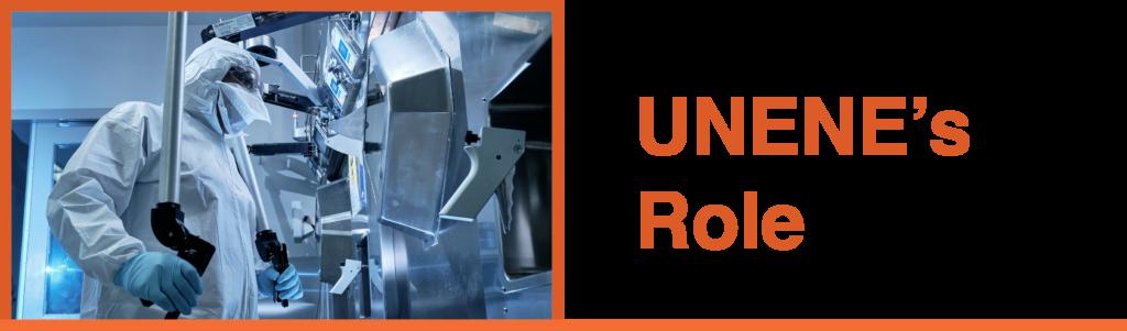 UNENE's Role